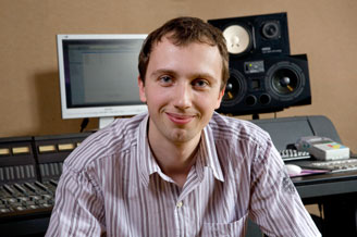 Ilya Dontsov, audio producer