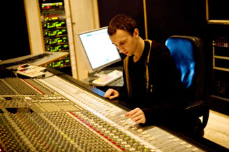 Ilya Dontsov, mixing engineer