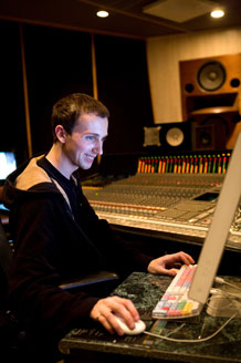 Ilya Dontsov, recording engineer